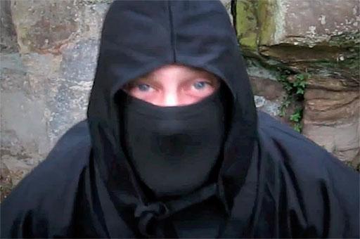 Ниндзя из танбриджа кадр видеозаписи